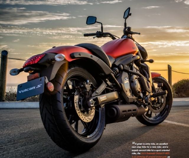 New Vulcan S ABS Cafe