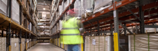 Video Security for Distribution Center Inventory Control: Case Study | Vulcan Security Systems