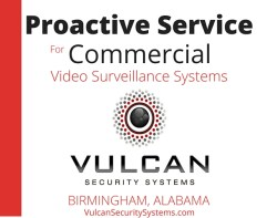 Proactive Service for Commercial Video Surveillance Systems