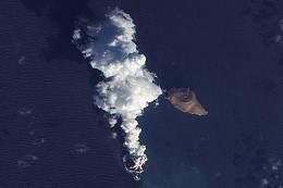Unterwasservulkan