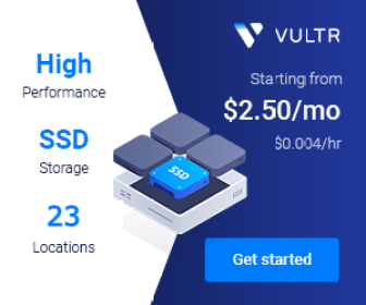 Vultr The Infrastructure Cloud