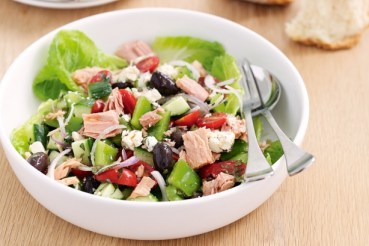 Tuna Salad (টুনা সালাদ)