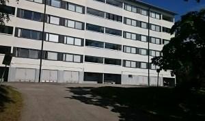 Kaksio Voisalmessa, Mäkitervakontiellä.