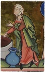 Cotte Frau Mainzer Evangeliar