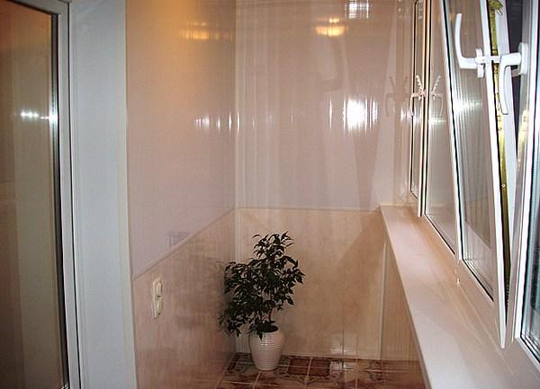 PVC-paneler til altan