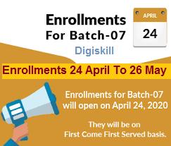 DigiSkills Training Program Batch-07