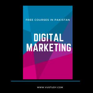 digital marketing courses