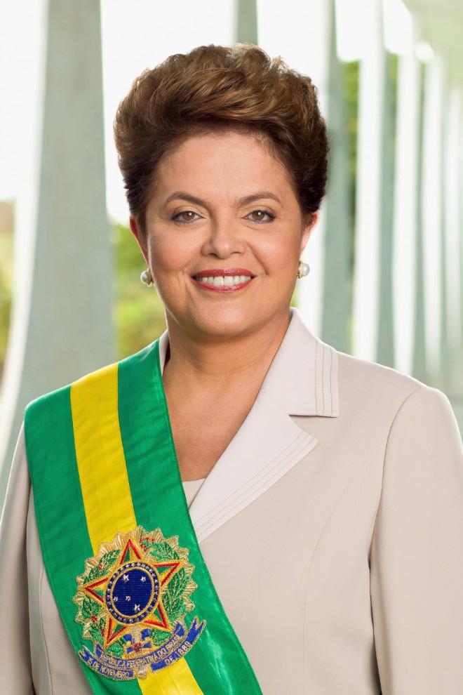 Dilma Roussef Eleita