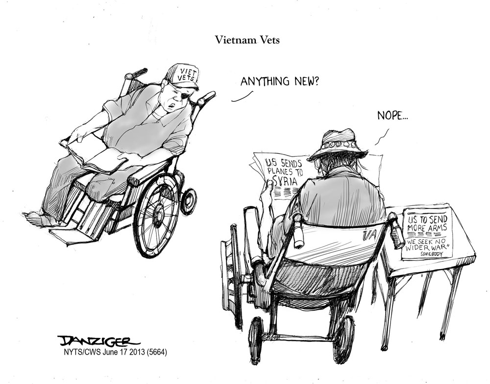 Vietnam Veterans Against the War: THE VETERAN: Vietnam