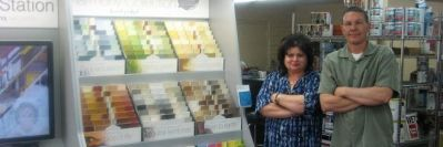 Sedona Paint Center Paints the Town with Partnership