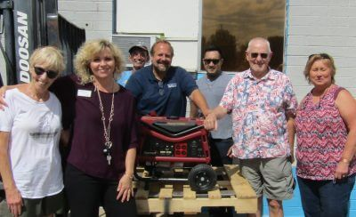 Verde Valley joins together to help replace stolen tools
