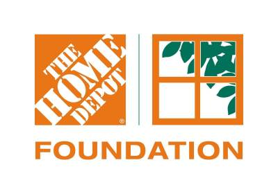 Habitat receives a grant from Home Depot Foundation