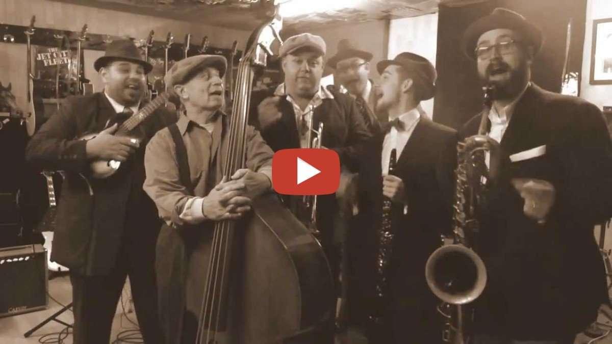 Happy Birthday Jazz Band
