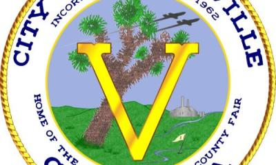 City of Victorville logo