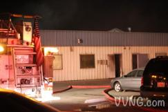 Commercial Self Storage Facility Fire