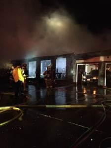 Photo Courtesy of the San Bernardino County Fire Department