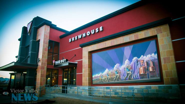 BJ's Restaurant and Brewhouse in Victorville