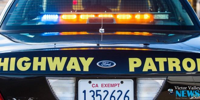 California Highway Patrol - VVNG.com Undated File Photo (Gabriel Espinoza, Victor Valley News)