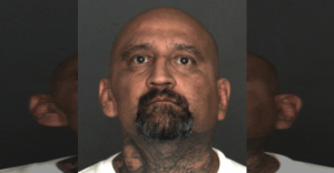 Rene Vasquez (Booking Photo)