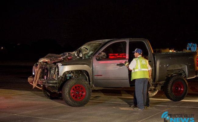 Suspect Arrested After Intentionally Crashing Into Toys