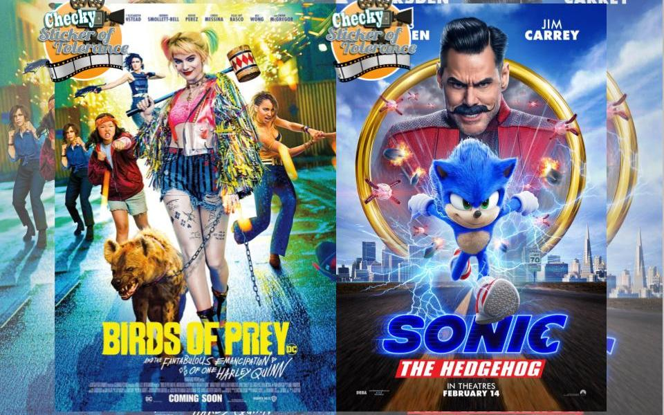 Movie Reviews Birds Of Prey And Sonic The Hedgehog Vvng Com Victor Valley News Group