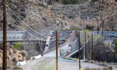 woman found dead near iron bridge in Victorville