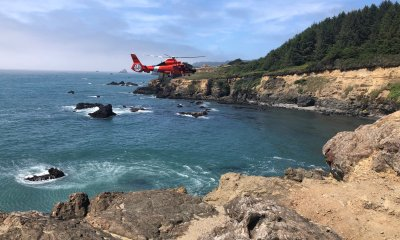 Victorville man missing after falling into ocean