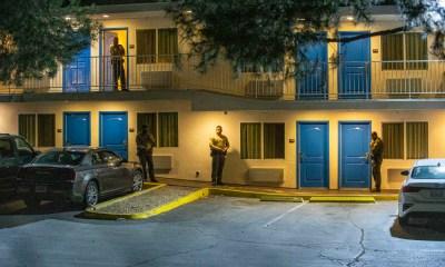 Motel 6 murder investigation