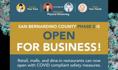 san bernardino county dine-in restaurants reopen