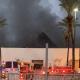 Fire causes major damage to Splash Kingdom structure