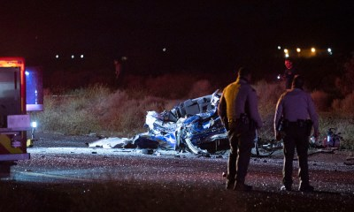 Hesperia Road Fatal Crash