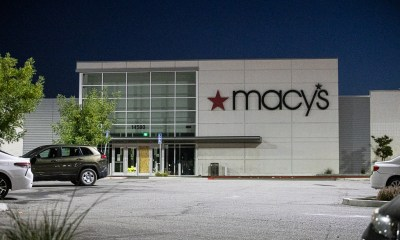 Macy's in the mall was burglarized over the weekend. (Hugo C. Valdez, VVNG.com)