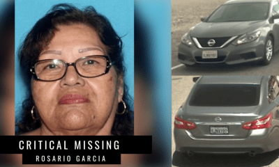 ROSARIO GARCIA MISSING WOMAN