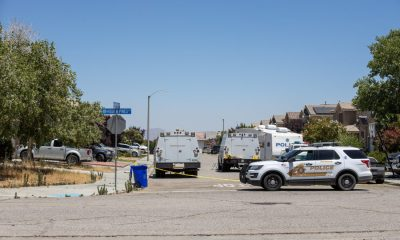 The victim, Van McDannell, was found deceased with apparent stab wounds inside the home. (Hugo C. Valdez, VVNG.com)