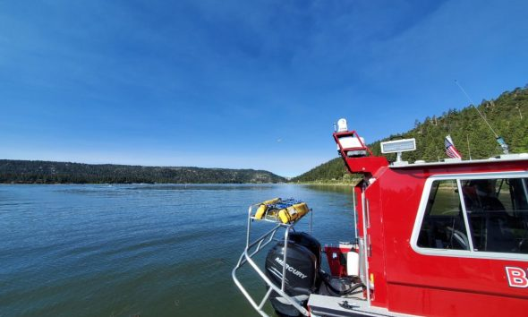 drowning in big bear lake