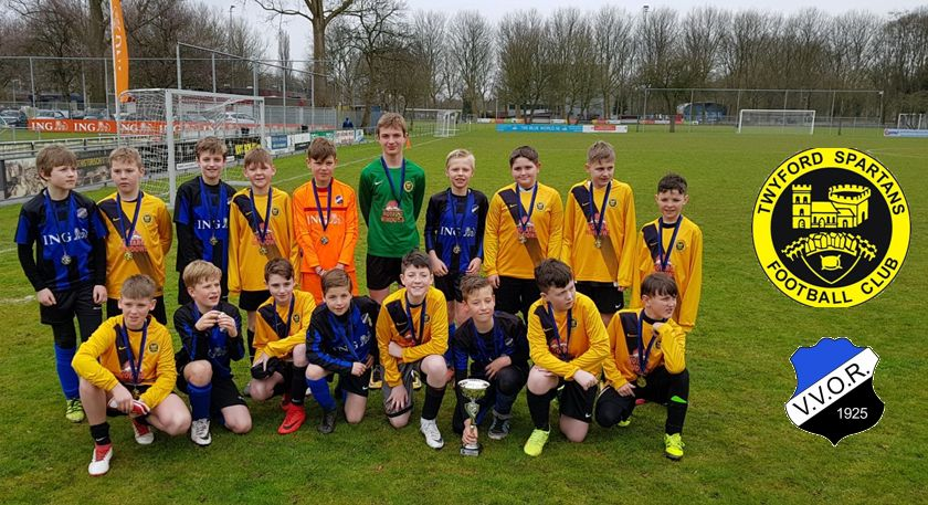 Twyford Spartans Youth Football Club  Voetbal Vereniging
