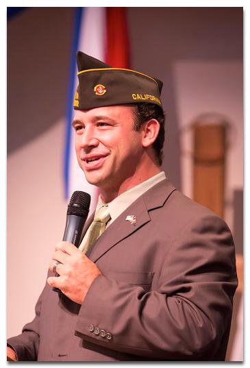 Jason Mulford - Board President