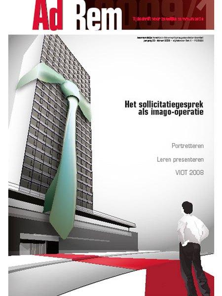 2009/1 – Het sollicitatiegesprek als imago-operatie