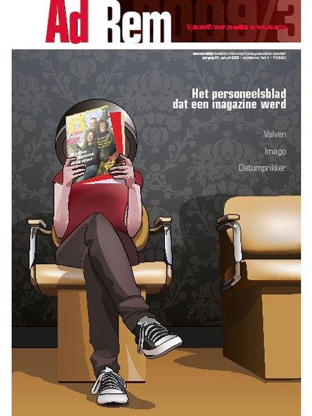 2009/3 – Het personeelsblad dat een magazine werd