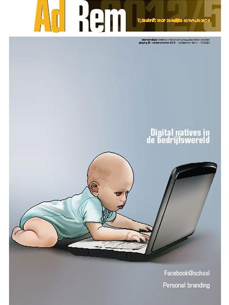 2012/5 – Digital natives in de bedrijfswereld
