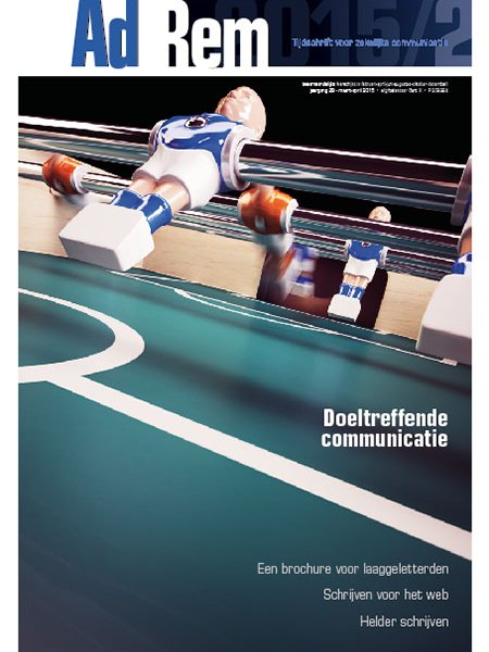 2015/2 – Doeltreffende communicatie