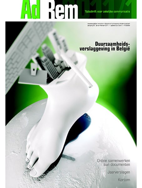 2011/1 – Duurzaamheidsverslaggeving in België