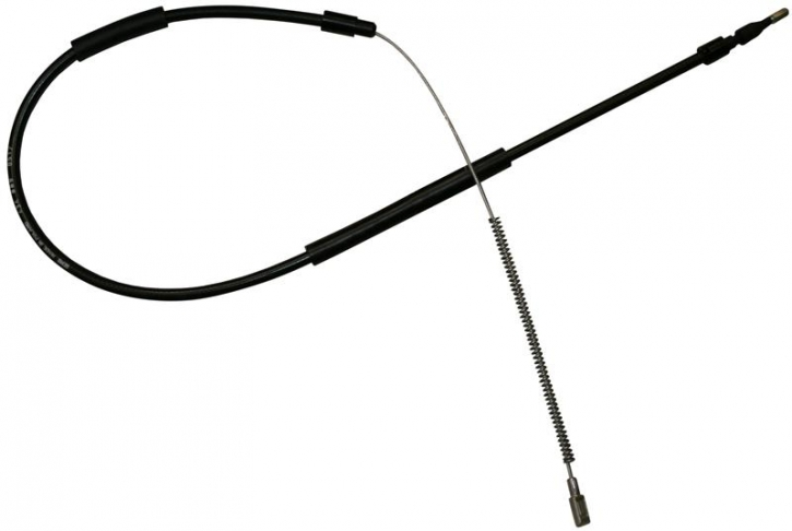 VW Bus T3 Syncro 14 Inch RH Hand Brake Cable-1387