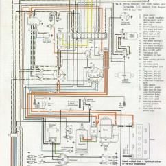 1967 Volkswagen Wiring Diagram 07 Cobalt Stereo Käfer-schaltpläne