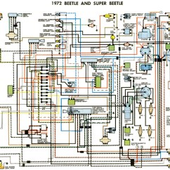 Vw Polo 9n Radio Wiring Diagram For 4 Way Flat Trailer Connector Käfer Schaltpläne