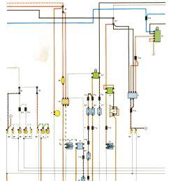 1973 vw karmann ghia wiring diagram [ 1158 x 1680 Pixel ]