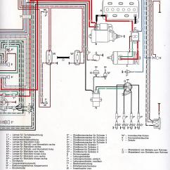 Vw Coil Wiring Diagram Stihl Br 600 Carburetor 1966 Odicis