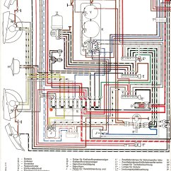 1970 Beetle Wiring Diagram 2004 Dodge Ram Fuse Box 1977 Vw Bus 1974 Alternator
