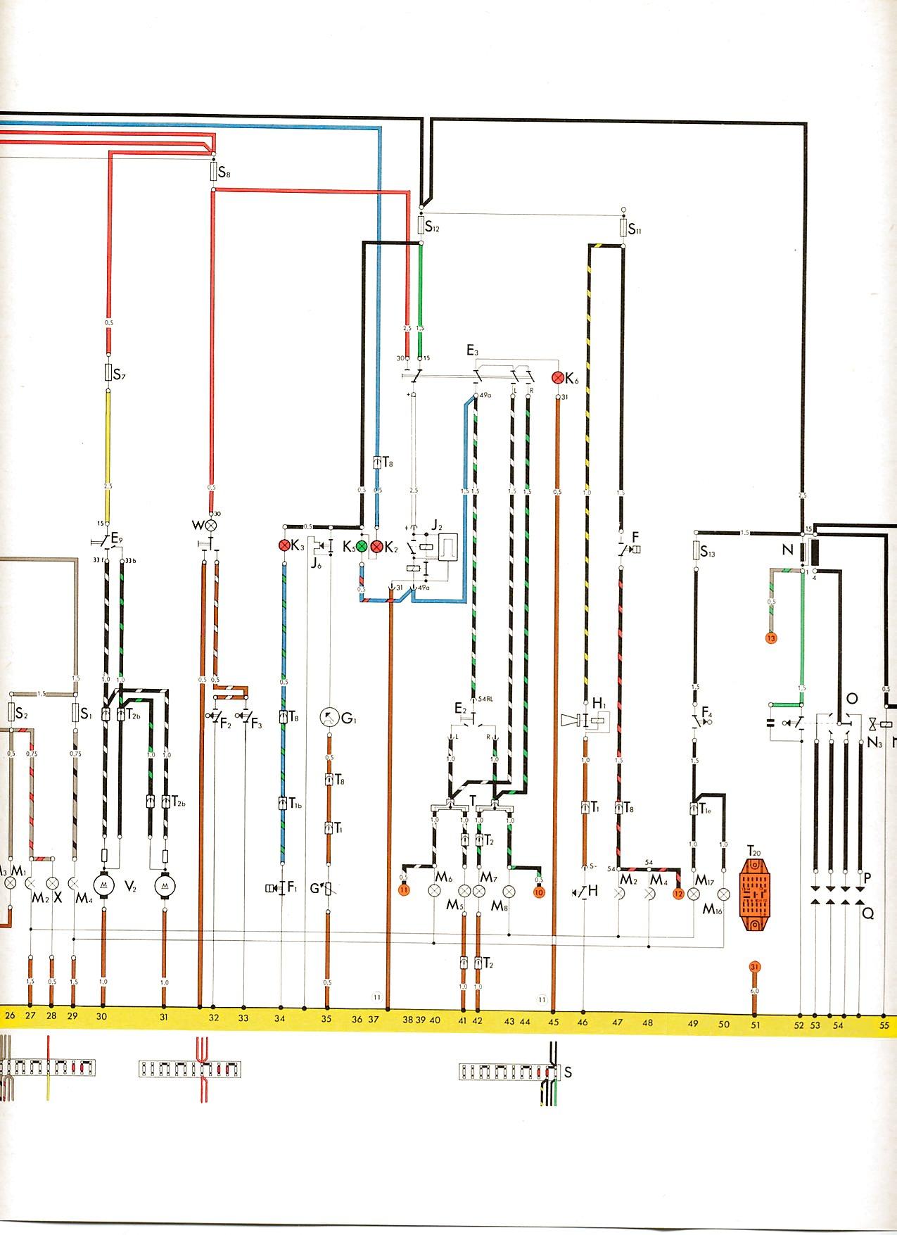 1974 vw bus wiring diagram kenmore elite dryer schaltpläne