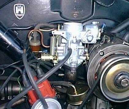 Camper Wiring Diagram 1976 Carburettor